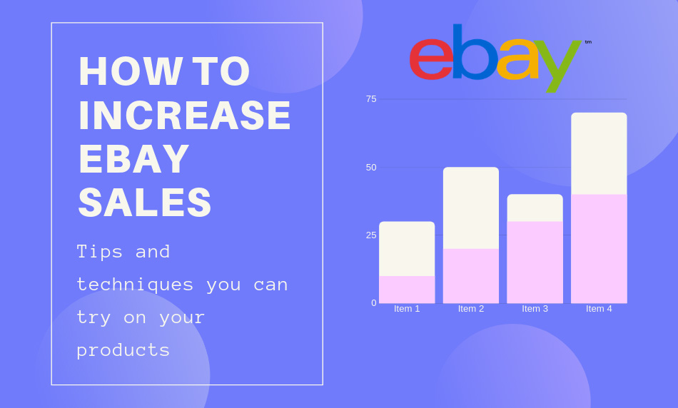 How to increase ebay sales