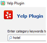 extract emails from yelp