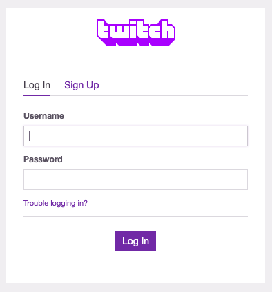 connect your twitch account to brave publisher