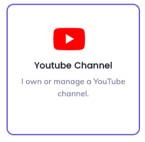 connect your youtube account to brave publisher