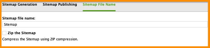 create sitemaps in website auditor