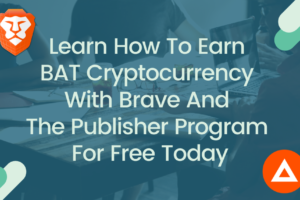 leran how to earn BAT for free