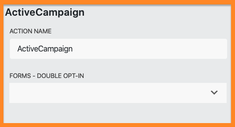 Active campaign CRM for ninja forms review