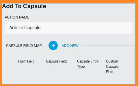 Capsule CRM for WordPress