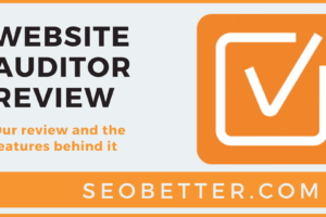 WebSite auditor review