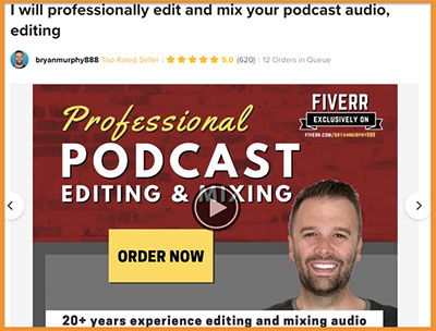 start a podcast to fix high traffic low conversion issues