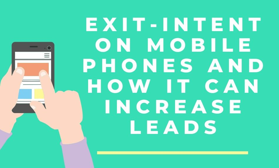 Optinmonster exit-intent mobile