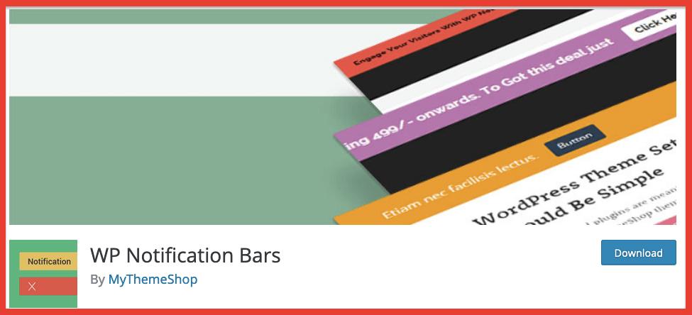 free notification bar plugin 1