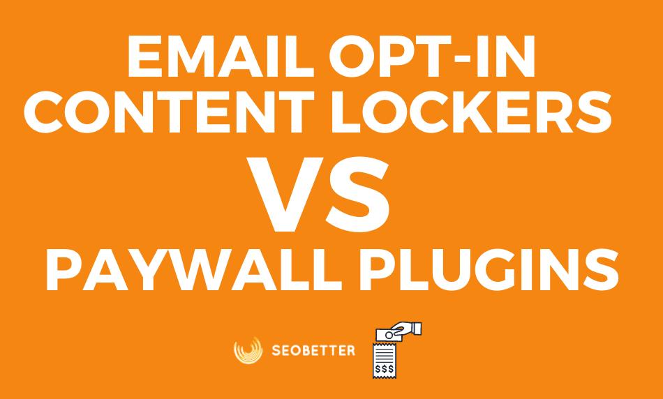 Opt-in Content Locker For WordPress
