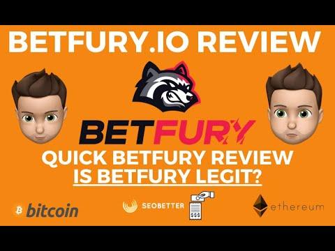 Is Betfury legit?