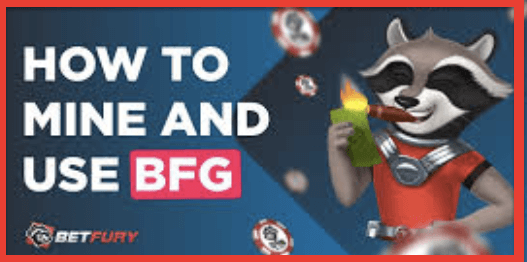 Betfury bfg token price