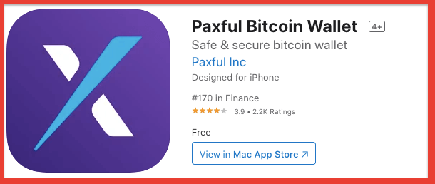Paxful app