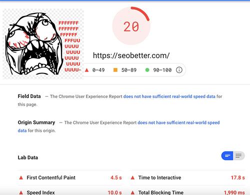 The fastest managed WordPress hosting